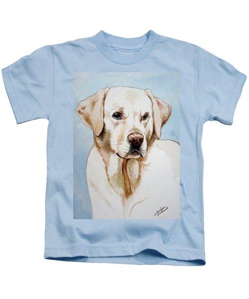 Yellow Lab Kids T-Shirt