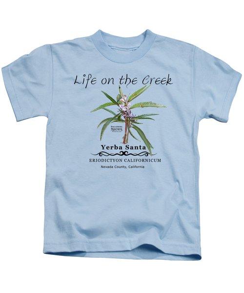 Yerba Santa Kids T-Shirt
