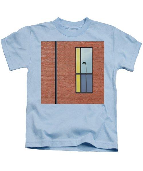 Yorkshire Windows 4 Kids T-Shirt