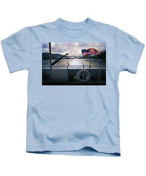 Yukon Queen Kids T-Shirt