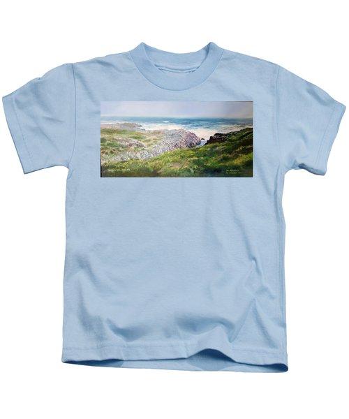 Yzerfontein Oggend Kids T-Shirt