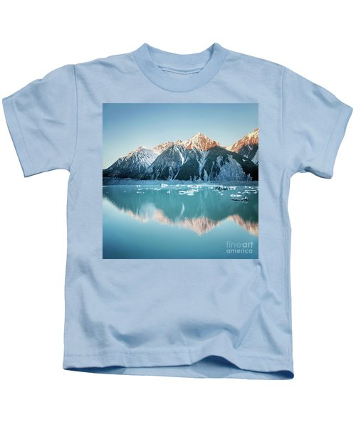 Blue Serenity Kids T-Shirt