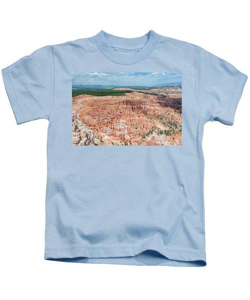 Bryce Canyon Hoodoos Kids T-Shirt