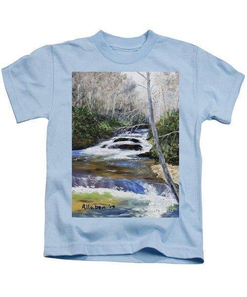 Horsepasture River Kids T-Shirt