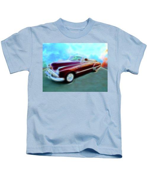 1949  Buick Convertable Kids T-Shirt