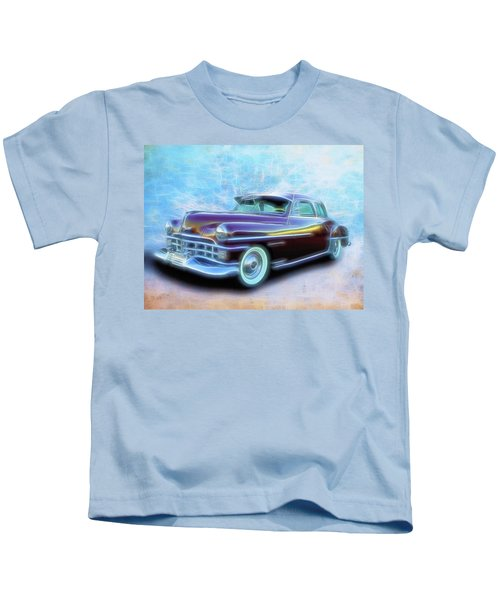 1950 Chrysler Kids T-Shirt