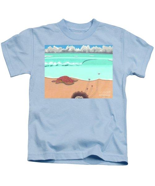 A New Beginning Kids T-Shirt