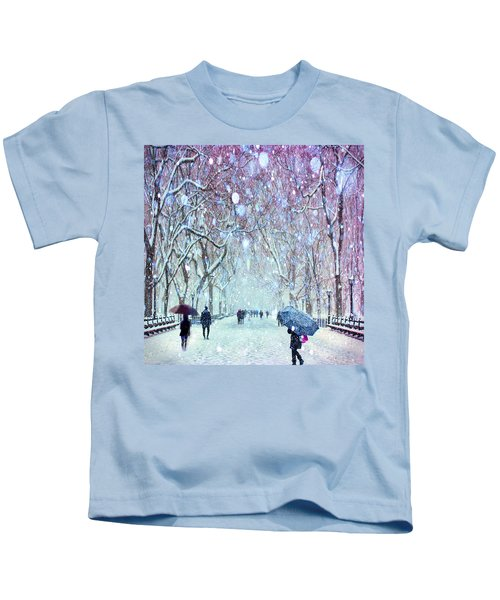 Afternoon Walk Kids T-Shirt