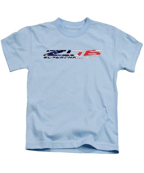 All American Z06 Kids T-Shirt