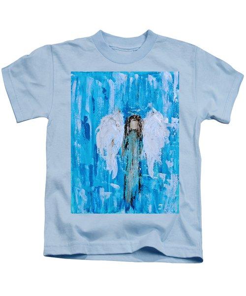 Angel Among Angels Kids T-Shirt