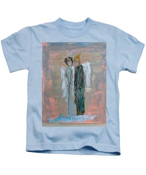 Angels In Love Kids T-Shirt