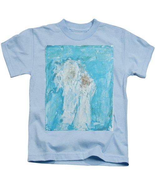 Angles Of Dreams Kids T-Shirt