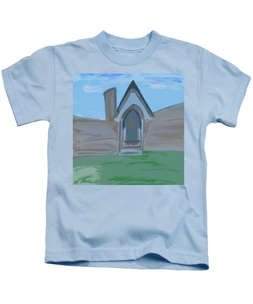 Another Place And Time Kids T-Shirt