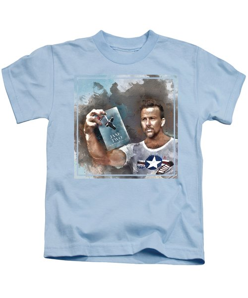 Flanery With Jane Two Kids T-Shirt