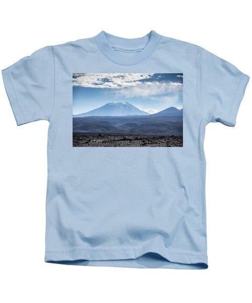 Atacama Volcano Kids T-Shirt