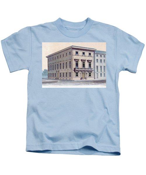 Athenaeum Perspective Kids T-Shirt