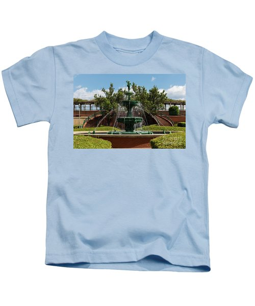 Augusta Riverwalk - Augusta Ga Kids T-Shirt