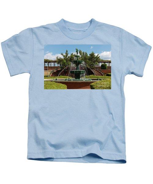 Augusta Riverwalk - Augusta Ga Kids T-Shirt
