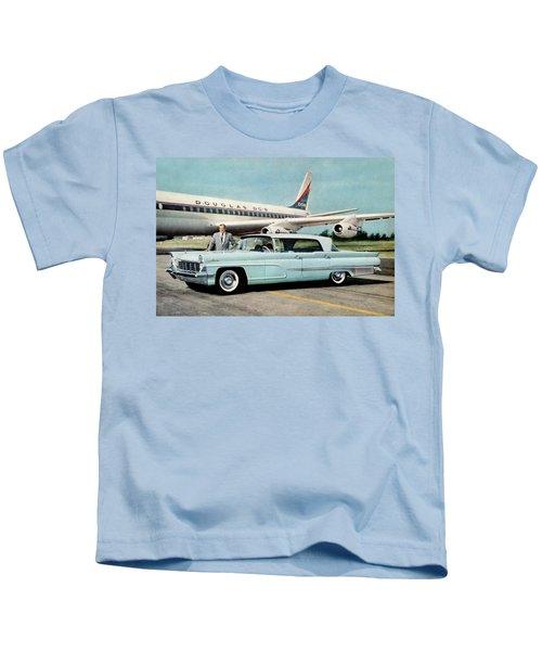 Automotive Art 329 Kids T-Shirt