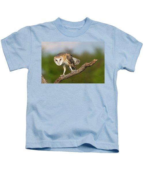 Barn Owl 5151801 Kids T-Shirt