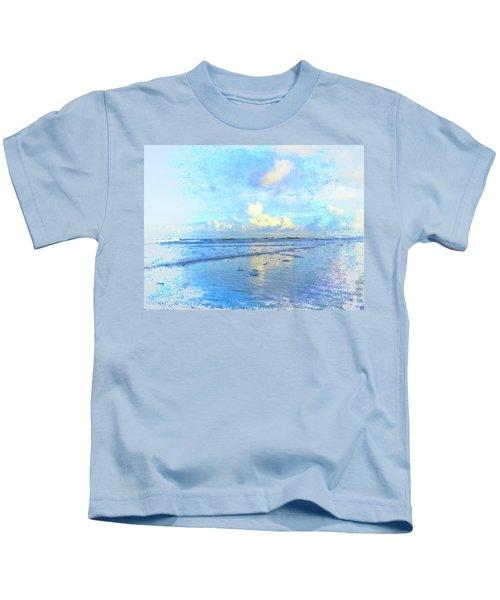 Beach Day Kids T-Shirt