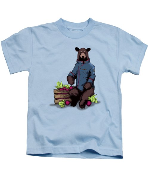 Bears Beets Battlestar Kids T-Shirt
