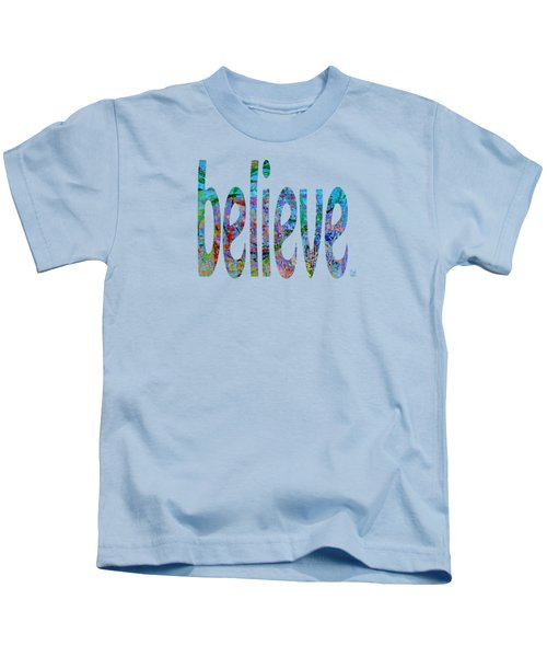 Believe 1001 Kids T-Shirt
