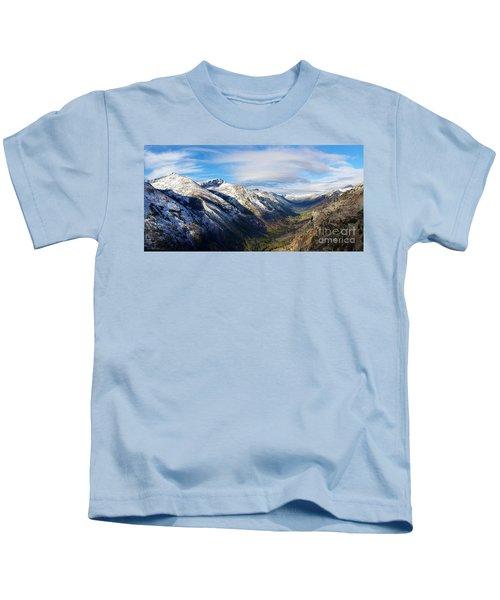 Bitterroot Valley Kids T-Shirt