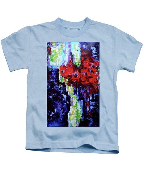 Blurry Vision  Kids T-Shirt
