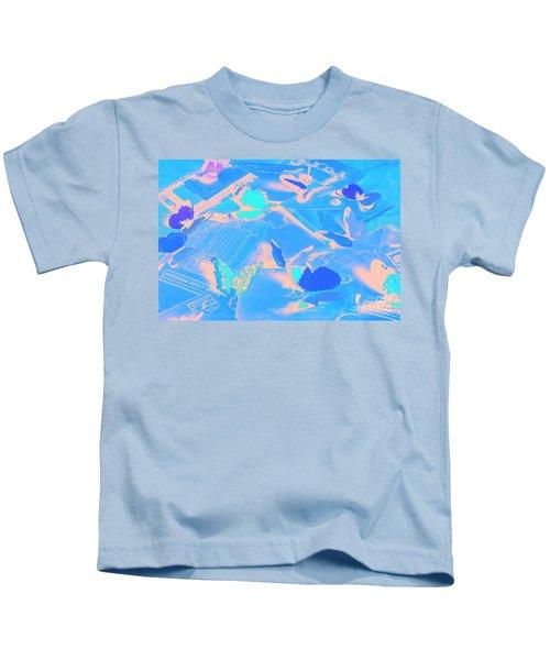 Butterfly Effects Kids T-Shirt