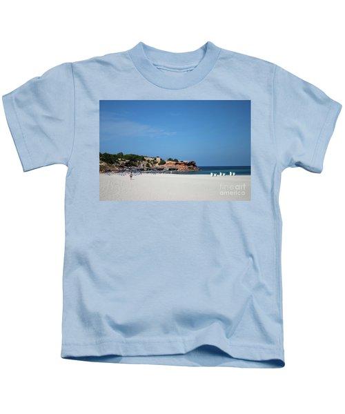 Cala Saona, Formentera Kids T-Shirt
