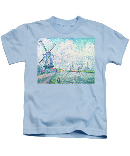 Canal Of Overschie - Digital Remastered Edition Kids T-Shirt