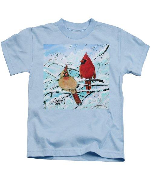 Cardinalis Kids T-Shirt