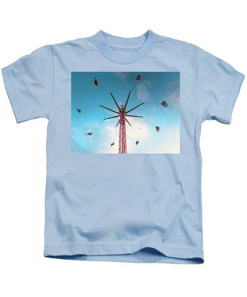 Carnival Swing Kids T-Shirt