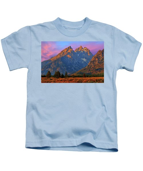 Cathedral Dawn Kids T-Shirt