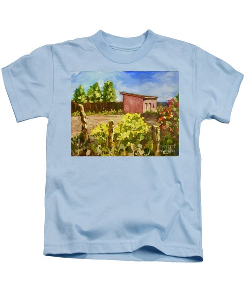 Chamesa In Bloom Kids T-Shirt