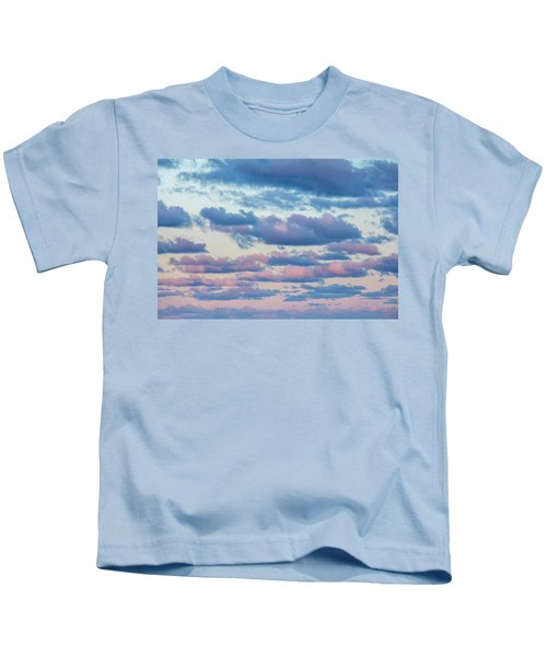 Clouds In The Sky Kids T-Shirt