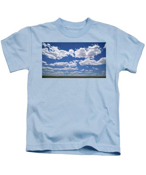 Clouds, Part 1 Kids T-Shirt