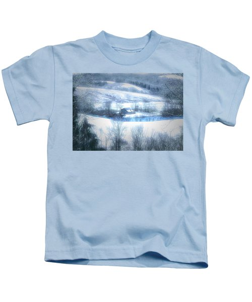 Cold Valley Kids T-Shirt