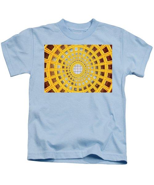 Colours. Gold Kids T-Shirt