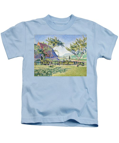 Comblat-le-chateau, The Meadow - Digital Remastered Edition Kids T-Shirt