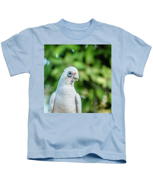 Corellas Outside During The Afternoon. Kids T-Shirt