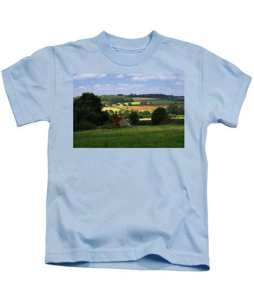 Cotswold Field England 81601 Kids T-Shirt