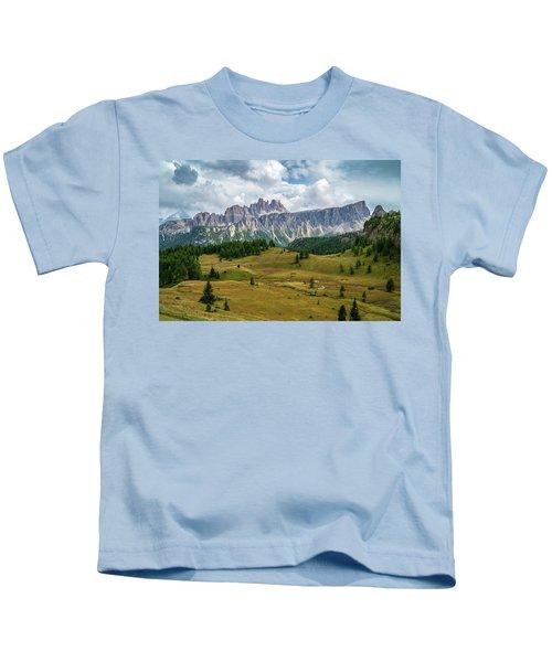 Croda Da Lago Kids T-Shirt