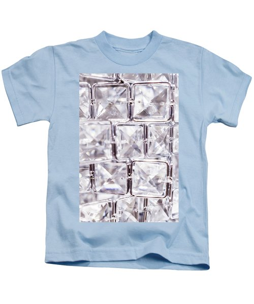 Crystal Bling V Kids T-Shirt