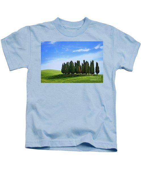 Cypress Stand Kids T-Shirt