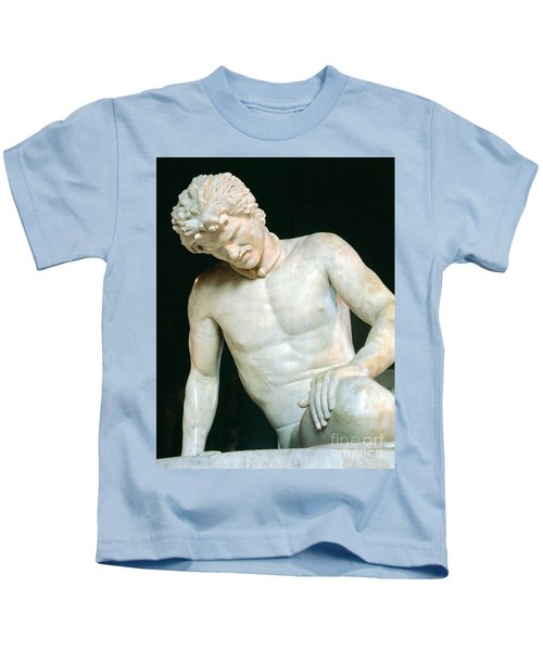 Detail Of The Dying Gaul Kids T-Shirt