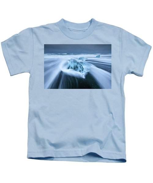 Diamond Beach Kids T-Shirt