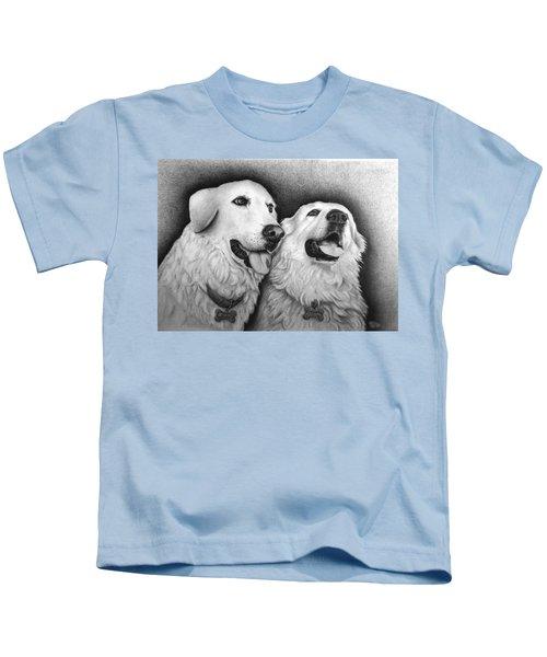 Dixie And Savannah Kids T-Shirt