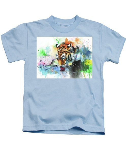 Dousing The Fire Kids T-Shirt